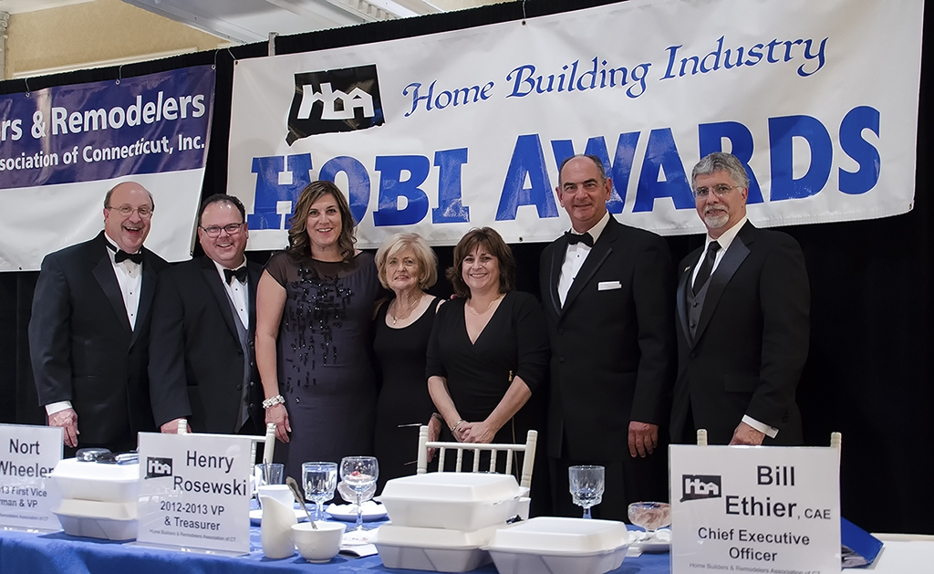 HBRACT Senior Officers at HOBI Awards