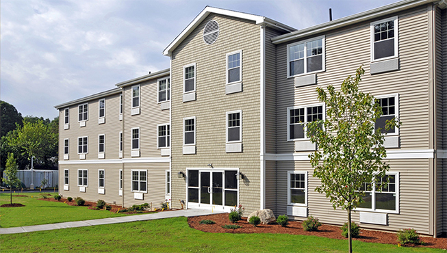 Commercial Building - Apartments